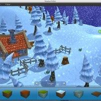 Snow World Voxelus