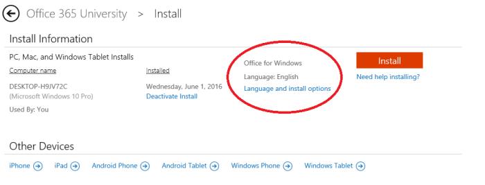 Install office 365 desktop apps offline mcakins online - Installer office 365 personnel ...
