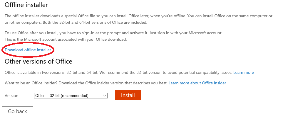 How to Install Microsoft Office Without Internet Connection